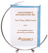 Astronics Custom Magnetics Award