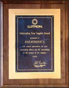 Lutron Custom Magnetics Award